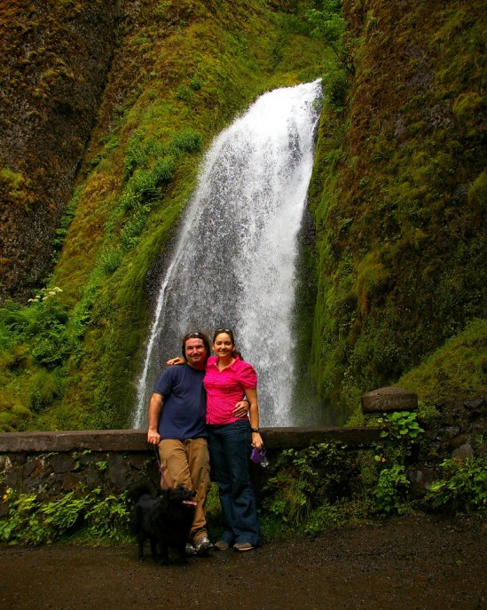 DrSita, Me'n'Cus in Oregon