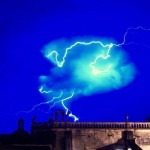 Lightning in Michoacan