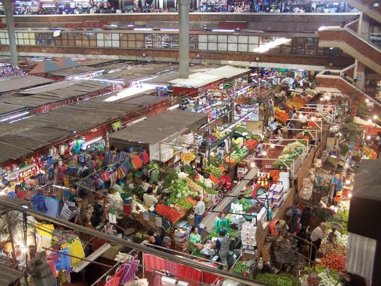 San Juan de Dios Market in things to do in guadalajara