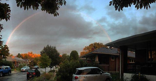 Sunset on Coatsville